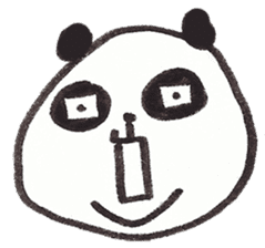 Fat Panda sticker #863779
