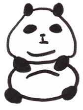 Fat Panda sticker #863784