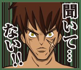 Manga Style sticker #865164