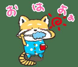KOGUMANEKOsticker(Japanese version) sticker #868120