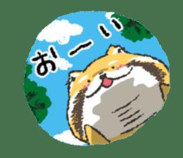 KOGUMANEKOsticker(Japanese version) sticker #868125