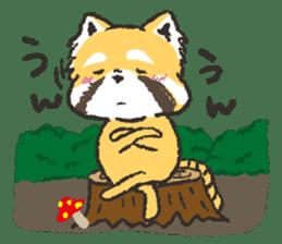 KOGUMANEKOsticker(Japanese version) sticker #868129