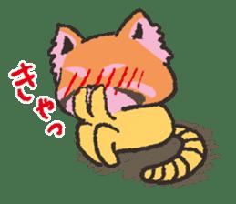 KOGUMANEKOsticker(Japanese version) sticker #868152