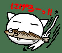 white kitten sticker #868762