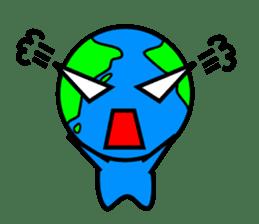 Earth Fairy sticker #869481