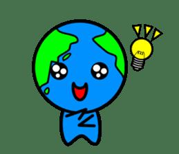 Earth Fairy sticker #869483