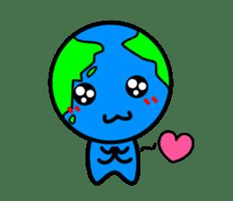 Earth Fairy sticker #869489