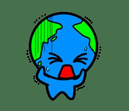 Earth Fairy sticker #869493