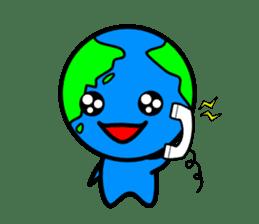Earth Fairy sticker #869494