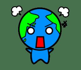 Earth Fairy sticker #869495