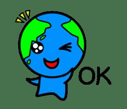 Earth Fairy sticker #869498