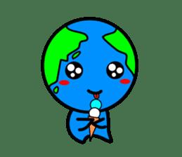 Earth Fairy sticker #869499