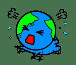 Earth Fairy sticker #869500