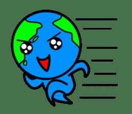 Earth Fairy sticker #869501