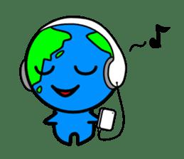Earth Fairy sticker #869503