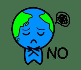 Earth Fairy sticker #869504