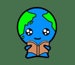 Earth Fairy sticker #869506