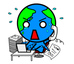 Earth Fairy sticker #869507