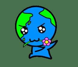 Earth Fairy sticker #869508