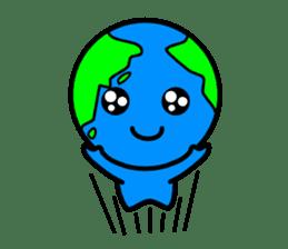 Earth Fairy sticker #869509