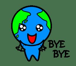 Earth Fairy sticker #869510