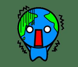 Earth Fairy sticker #869514