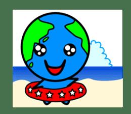 Earth Fairy sticker #869517
