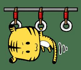 Tiger 2nd sticker #871924