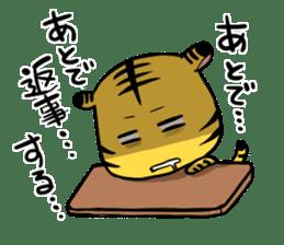 Tiger 2nd sticker #871930