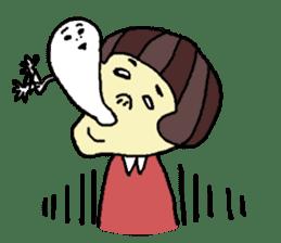 Sachiko sticker #872641