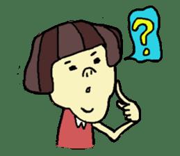 Sachiko sticker #872642