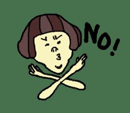 Sachiko sticker #872652
