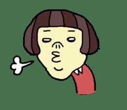 Sachiko sticker #872661