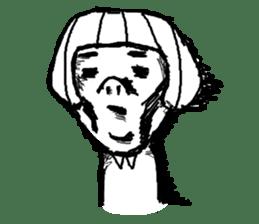 Sachiko sticker #872663