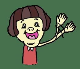Sachiko sticker #872665
