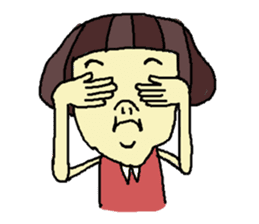 Sachiko sticker #872666