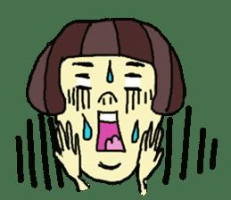 Sachiko sticker #872667