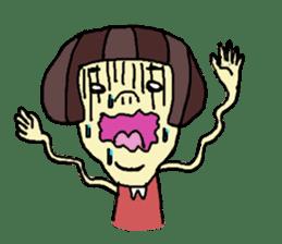 Sachiko sticker #872668