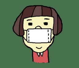 Sachiko sticker #872677
