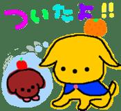 Ringo and Mikan sticker #872844