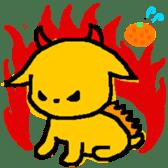Ringo and Mikan sticker #872854