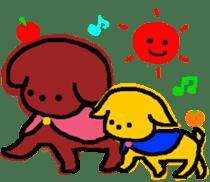 Ringo and Mikan sticker #872868