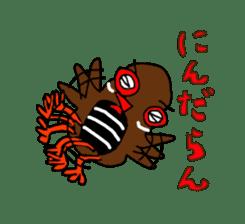 Okinawa rail sticker #873358
