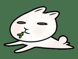 The Strange Rabbit sticker #874764