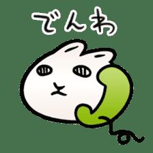 The Strange Rabbit sticker #874771
