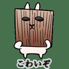 The Strange Rabbit sticker #874776