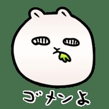 The Strange Rabbit sticker #874779