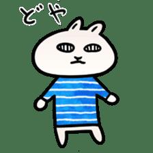 The Strange Rabbit sticker #874796