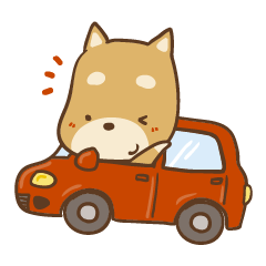 SHIBACORO's sticker -holiday edition-