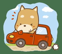 SHIBACORO's sticker -holiday edition- sticker #878241